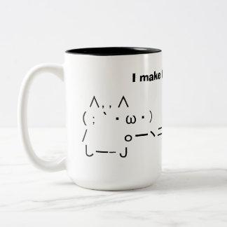 I make fried rice mugs