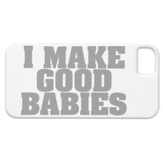 I Make Good Babies iPhone SE/5/5s Case