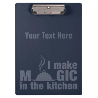 I Make Magic custom clipboard