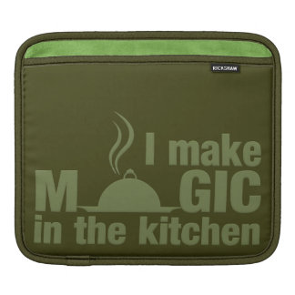 I Make Magic custom iPad sleeve