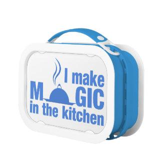 I Make Magic custom lunch boxes