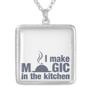 I Make Magic custom necklace