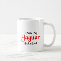 I make my Jaguar look good Coffee Mug