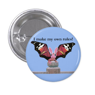 I make my own rules! button
