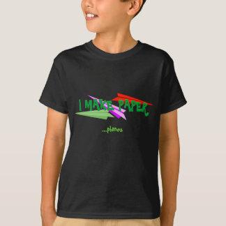I Make Paper T-Shirt