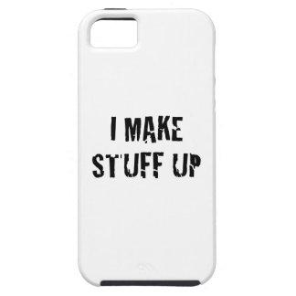I Make Stuff Up iPhone SE/5/5s Case