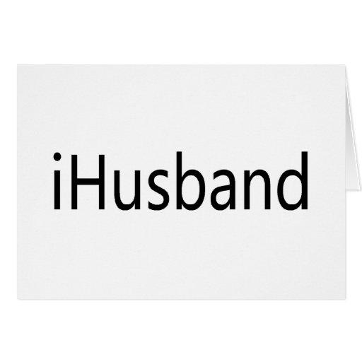 i marido tarjetas