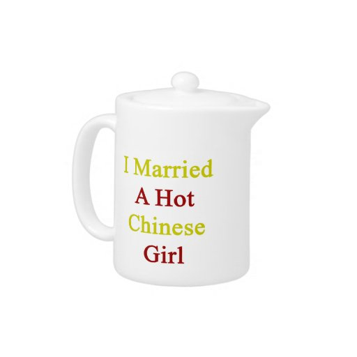 I Married A Hot Chinese Girl