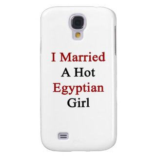 I Married A Hot Egyptian Girl Galaxy S4 Cover
