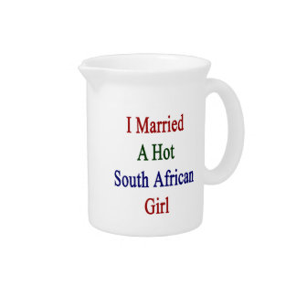 I Married A Hot South African Girl Pitcher