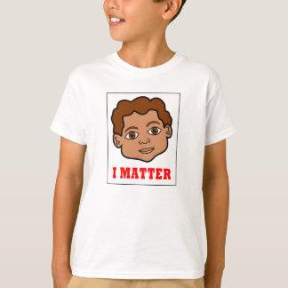 I Matter t-shirt black lives matter