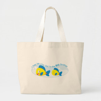 I may be little but I am the Big Brother Canvas Bags