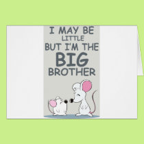 I may be little but I am the Big Brother Card