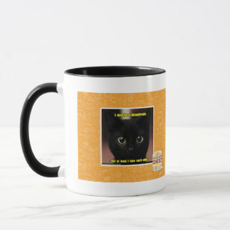 I may be schizophrenic mug