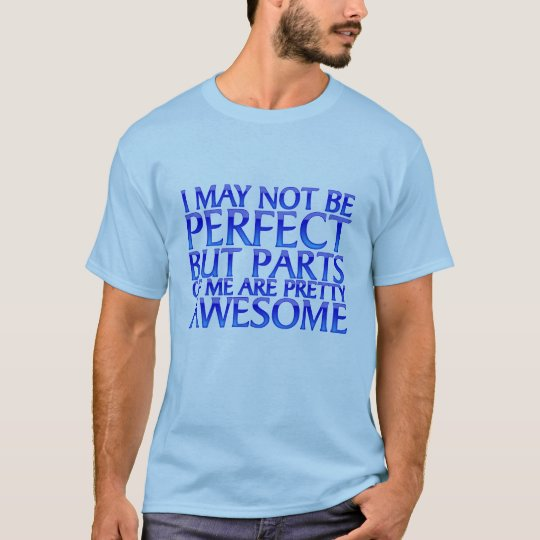 I may not be perfect T-Shirt
