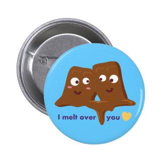 I Melt Over You Button