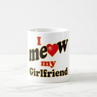 I Meow My Girlfriend Mug