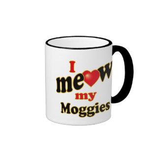 I Meow My Moggies Mug
