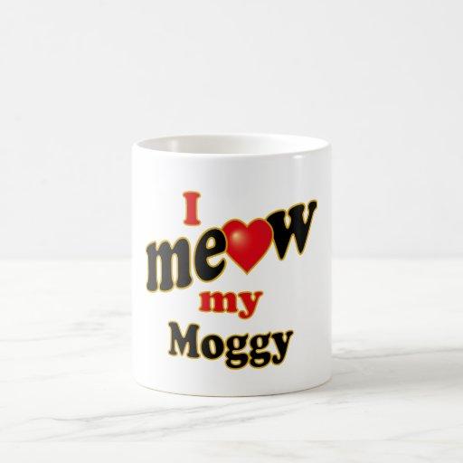 I Meow My Moggy Coffee Mug