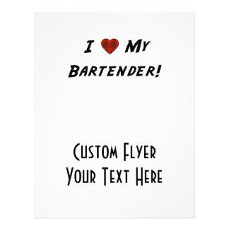 ¡♥ I mi camarero! Flyer A Todo Color