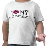♥ I mi mamá Camisetas