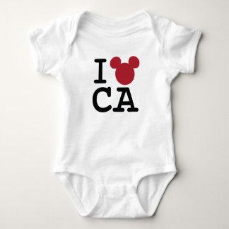 I Mickey California Playera
