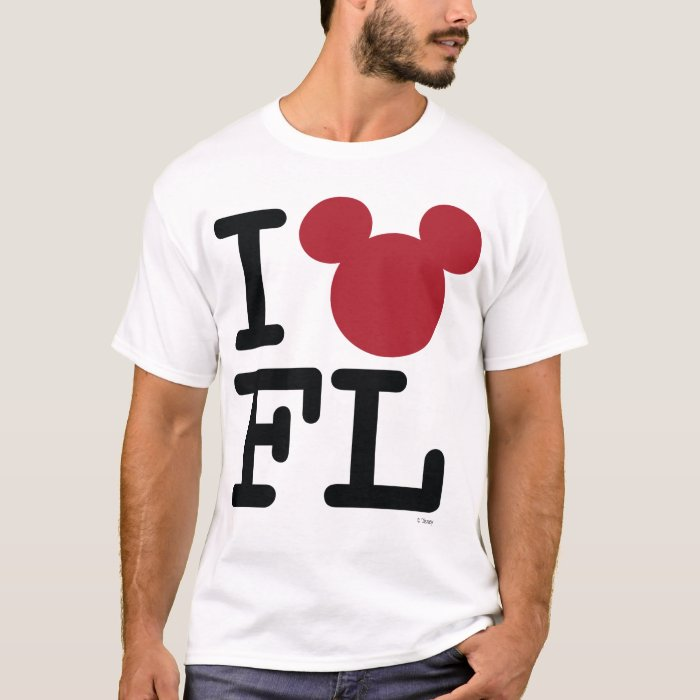 I Mickey Florida T-Shirt