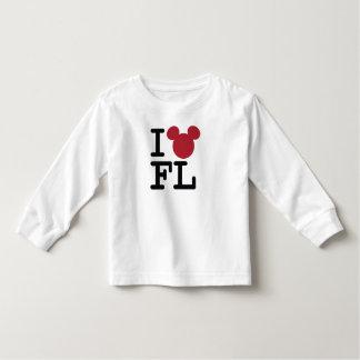 I Mickey la Florida Camisas