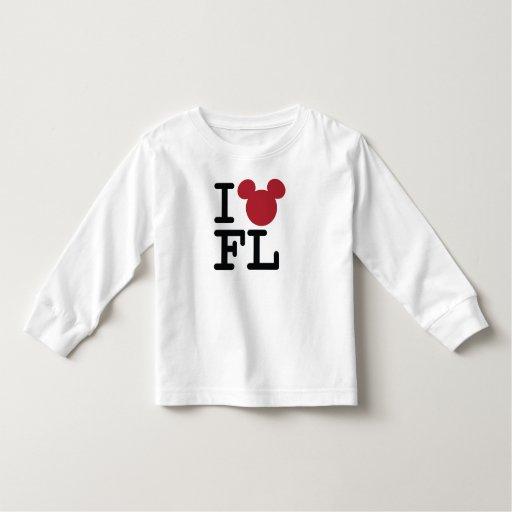 I Mickey la Florida Camiseta