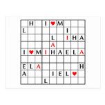 I♥MIHAELA POSTAL