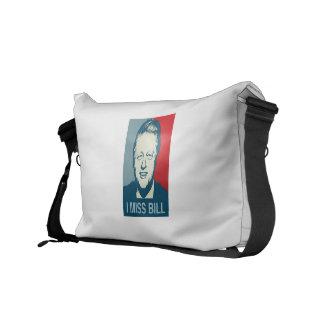I MISS BILL COURIER BAG