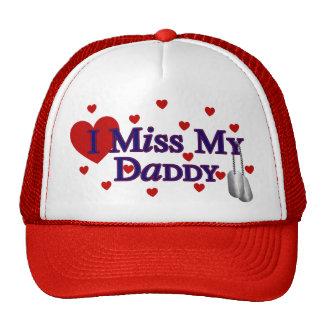 I Miss My Daddy Trucker Hat