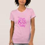 i miss my mom pink shirt