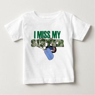 I Miss My Sister T Shirt