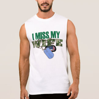 I Miss My Wife T Shirt