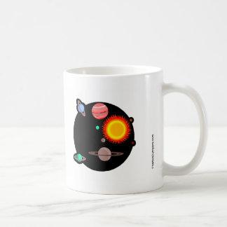 I miss Pluto. Coffee Mug