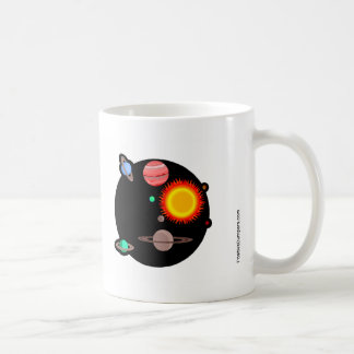 I miss Pluto. Mug