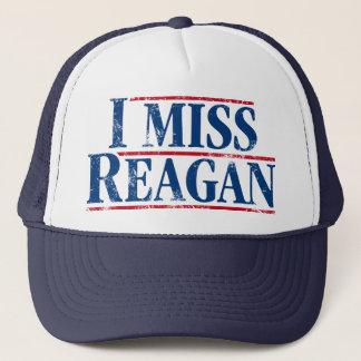 I Miss Reagan Trucker Hat