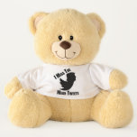 I miss the mean tweets teddy bear