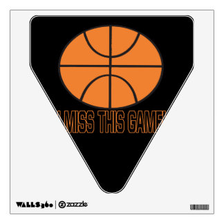 I Miss This Game 4 Wall Sticker