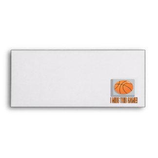 I Miss This Game Envelopes