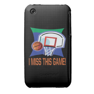 I Miss This Game iPhone 3 Case