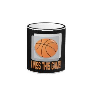 I Miss This Game Coffee Mug