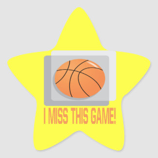 I Miss This Game Sticker