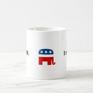 I miss W Coffee Mug
