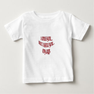 I Miss You But I Hate You my Girl Baby T-Shirt