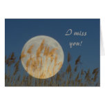 I miss you! cards