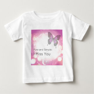 I Miss You Clothing Baby T-Shirt