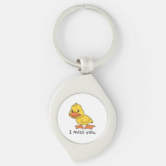 I Miss You Crying Yellow Duckling Duck Mug Hat Keychains