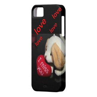 i miss you iPhone SE/5/5s case